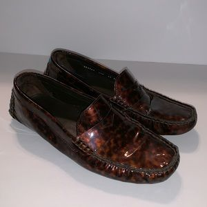 Cole Haan Tortoise Shell Loafer